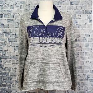 Victorias Secret PINK Pullover Spacedye Sweatshirt